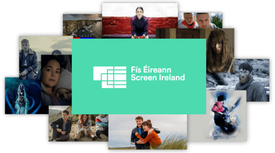 Screen Ireland Fís Éireann Development Agency for the Irish Film Industry Photo Collage