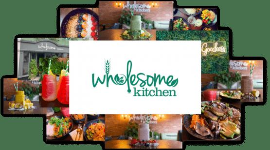 Wholesome Kitchen Restaurant Mullingar Photo Collage