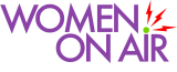 Women On Air Logo