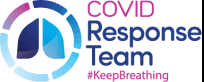 COVID Response Team COVID-19 Emergency Ventilators Logo