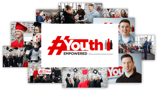Coca-Cola HBC Youth Empowered Campaign