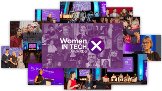Women in Tech Awards WIT photo collage