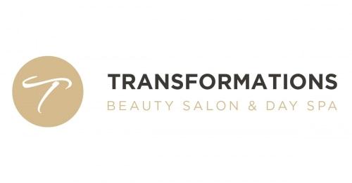 Transformations Beauty Salon and Day Spa Logo Meta Image