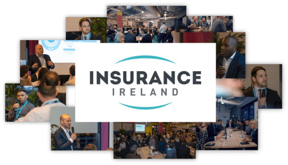 Insurance Ireland InsurTech Event Collage